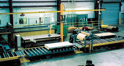 CTL Inline packaging system